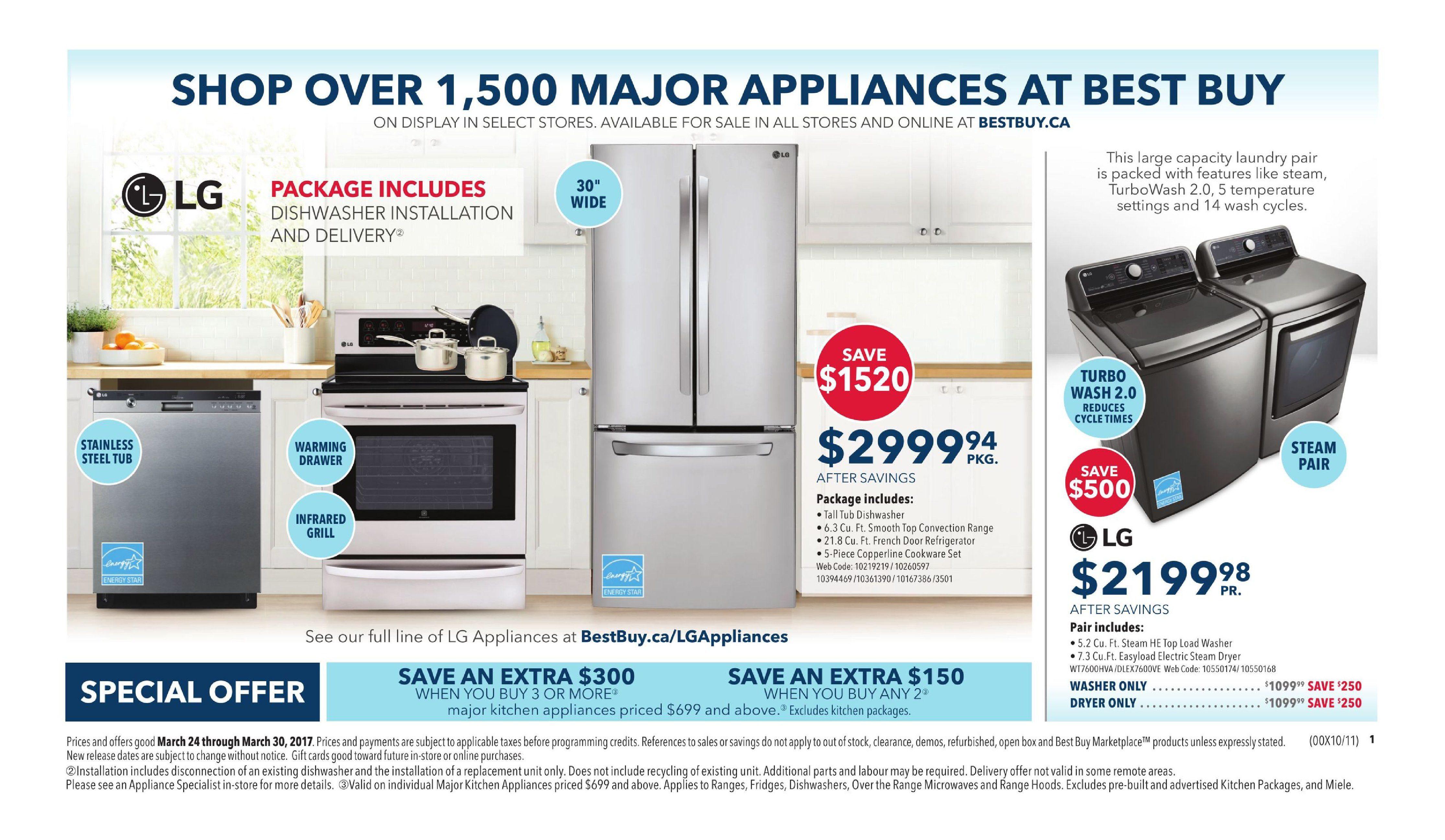 Best Buy Weekly Flyer - Weekly - Guaranteed Lowest Prices
