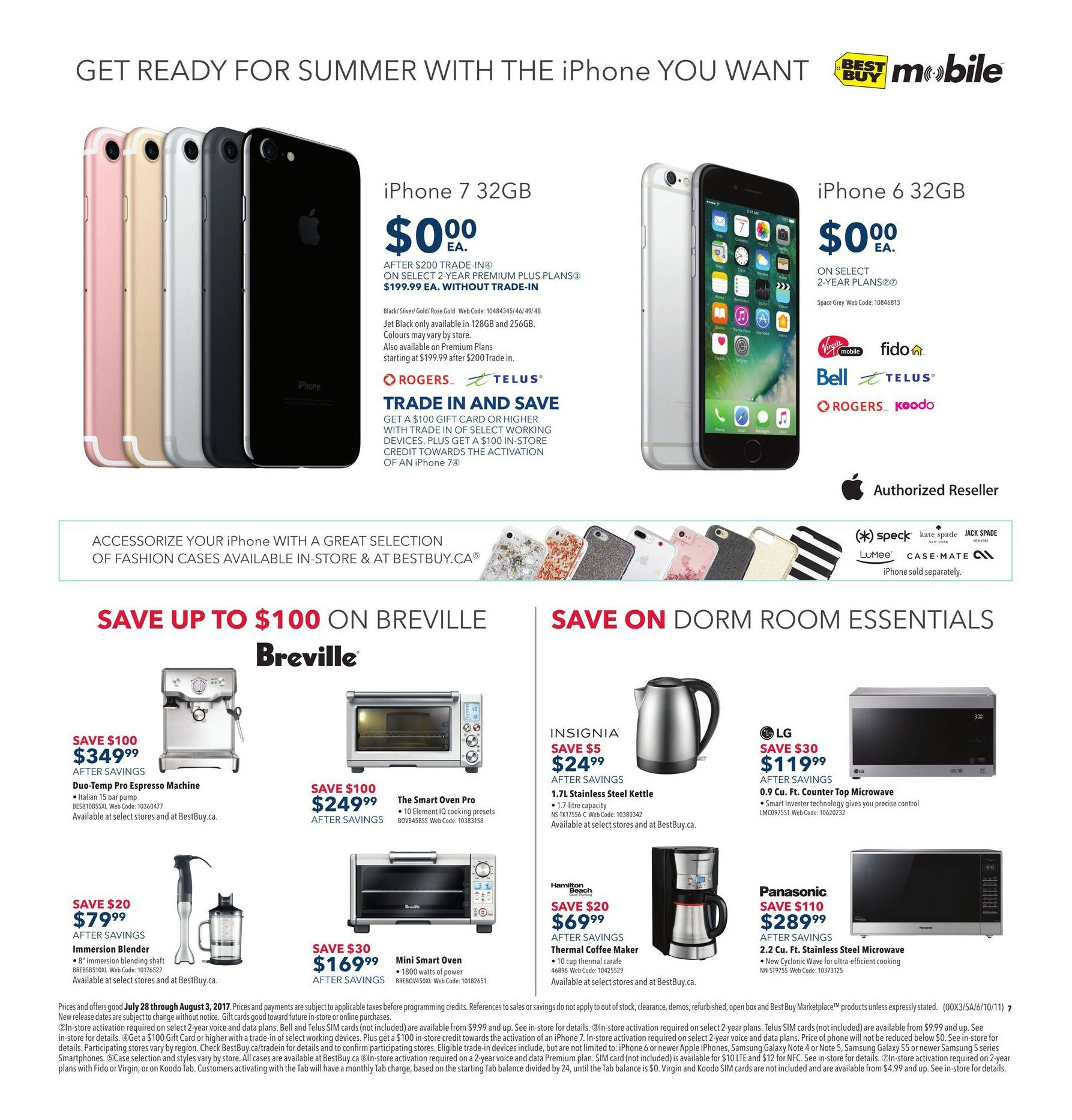 46222c2e6bf Best Buy Weekly Flyer - Weekly - Kick Off The School Year with Great  Savings - Jul 28 – Aug 3 - RedFlagDeals.com