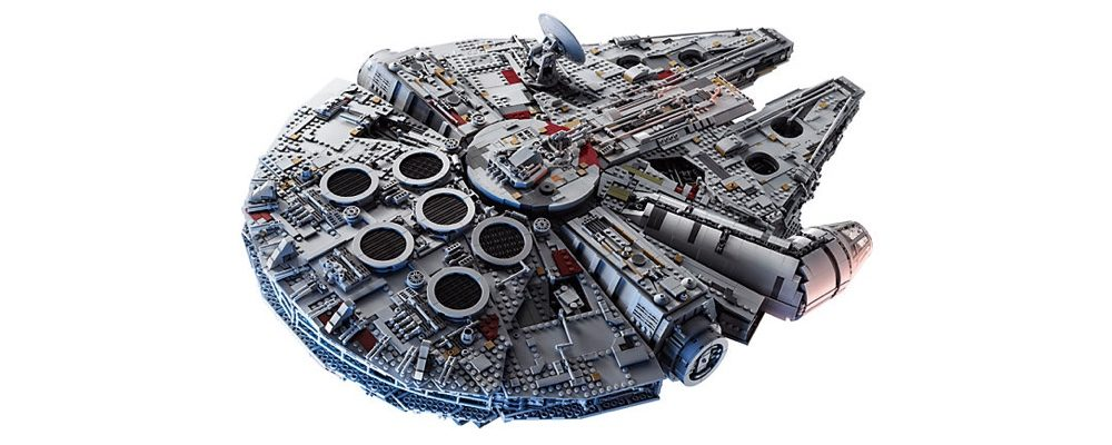 LEGO Announces New $900 Star Wars UCS Millennium Falcon Set