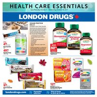 - Health Care Essentials Flyer