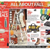 - Weekly - All About Fall Flyer