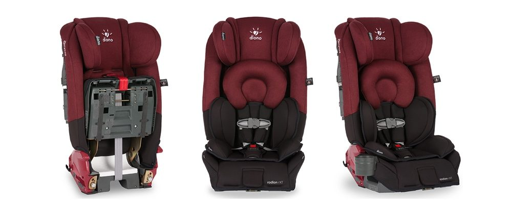 Taking a Closer Look at Diono's Radian rXT Carseat