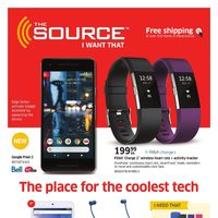 The Source - 2 Weeks of Savings - The Place for The Coolest Tech Flyer