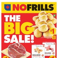 No Frills - Weekly - The Big Sale! Flyer