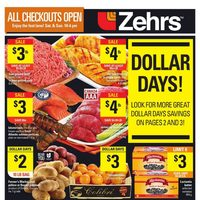 Zehrs - Weekly - Dollar Days! Flyer