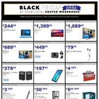 Costco - Black Friday Event Flyer