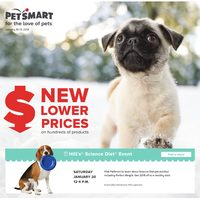 PetSmart - New Lower Prices Flyer