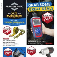 - Grab Some Great Deals Flyer