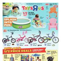 Toys R Us - Weekly Specials Flyer
