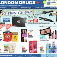 London Drugs - 6 Days of Savings - Get Ready For Grad Flyer