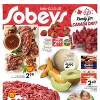 Sobeys - Weekly - Ready For Canada Day Flyer