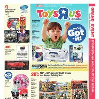 Toys R Us - 2 Great Weeks! - We've Got It! Flyer