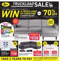 Leon's - Truckload Sale Flyer