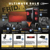 Newegg - Ultimate Black Friday Sale Flyer