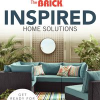 The Brick - Inspired Home Solutions - Get Ready For Spring Flyer