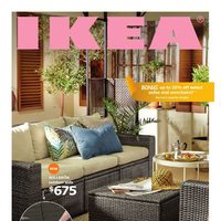 IKEA - Outdoor Event Flyer