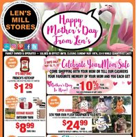 - Celebrate Your Mom Sale Flyer