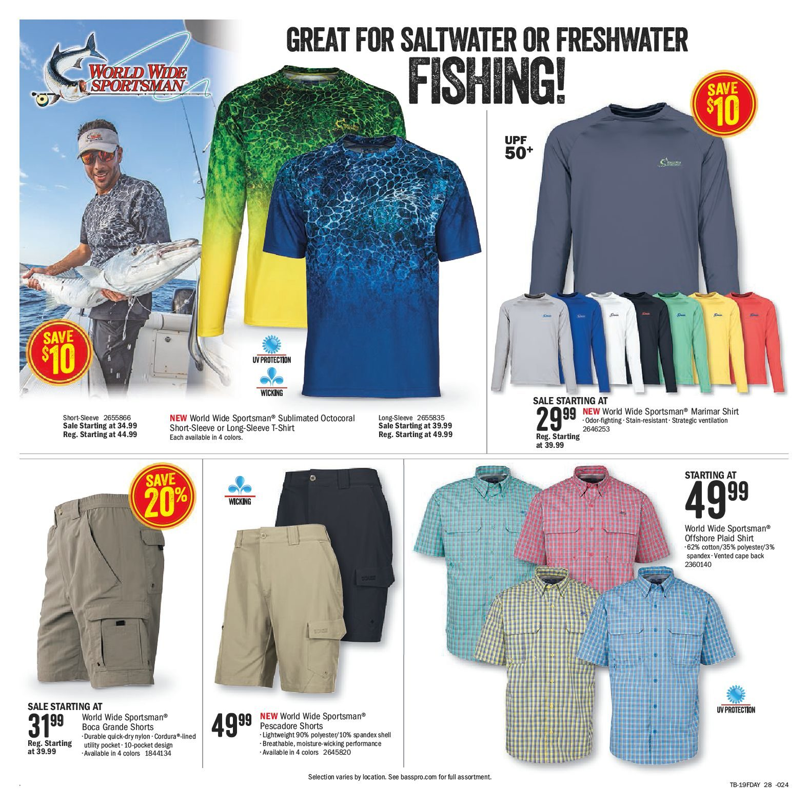 d81df9624 Bass Pro Shops Weekly Flyer - Father's Day Sale! - May 28 – Jun 16 -  RedFlagDeals.com