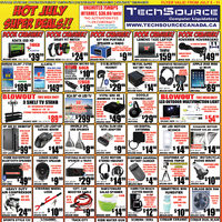 - Hot July Super Deals!! Flyer