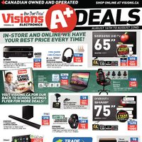 - Weekly - A+ Deals Flyer