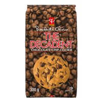 Pc the Devadent Cookie, Pc Crepes, Lemon Meringue or Concerto Cookies or Takis Tortilla Chips