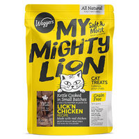 Waggers Mighty Lion Cat Treats