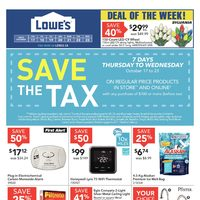 Lowe's - Weekly Flyer
