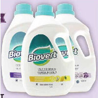 Biovert The Laundry Detergent