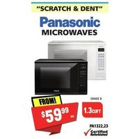 Panasonic Microwaves