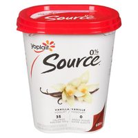 Yoplait Source, Minigo Yogurt Or Yoplait Tubes