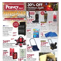PeaveyMart - Harvest Sale Edition Flyer