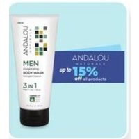 All Andalou Products