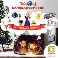 Toys R Us - Canada's Toy Book Flyer