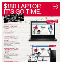 Dell - Epic Black Friday Deals Flyer