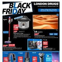 - 6 Days of Savings - Black Friday Flyer