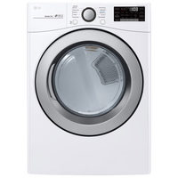 LG 5.2 Cu. Ft. Front Load Washer, 7.4 Cu. Ft. Electric Dryer