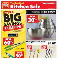 Home Hardware - Weekly - The Kuraidori Kitchen Sale Flyer