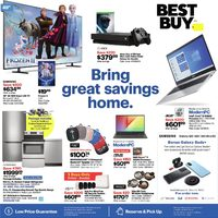 Best Buy - Weekly - Bring Great Savings Home Flyer
