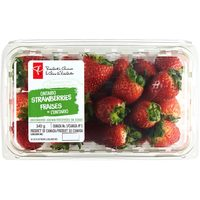 Pc Greenhouse Grown Strawberries
