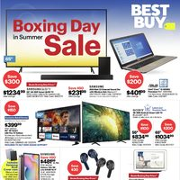 - Weekly - Boxing Day Sale in Summer Flyer