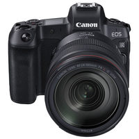 Canon EOS R Full-Frame Mirrorless Camera With 24 - 105mm Lens Kit