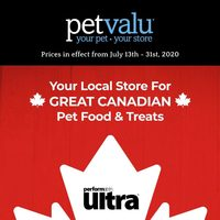 Pet Valu - Bosley's - Monthly Offers Flyer
