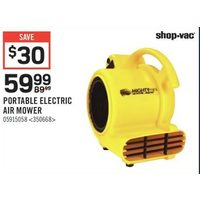 Shop-Vac Portable Electric Air Mower