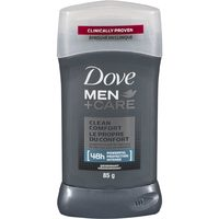 Dial Bar Soap, Body Wash Or Dove Men's Antiperspirant