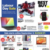 - Labour Day Sale Flyer