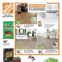Home Depot - Weekly - Days Of Doing Flyer