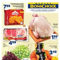 Marche Bonichoix - Weekly Specials Flyer