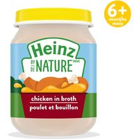 Heinz By Nature Jar Baby Food