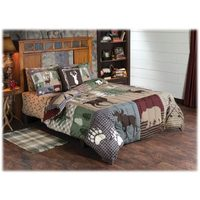 White River Lodge View 7-Piece Comforter Set