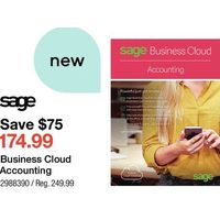 Sage Business Card Accounting